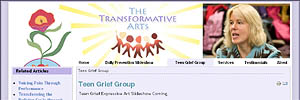 The Transformative Arts