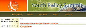 Youth Policy Summit